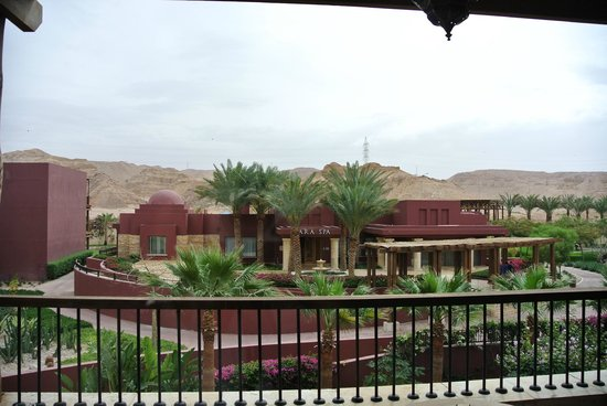 Mövenpick Resort Tala Bay Aqaba: spa