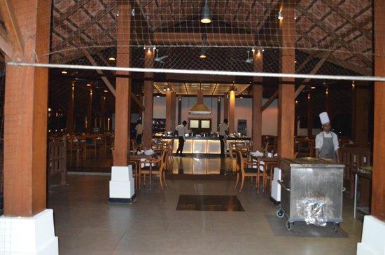 Estuary Island: Restaurant