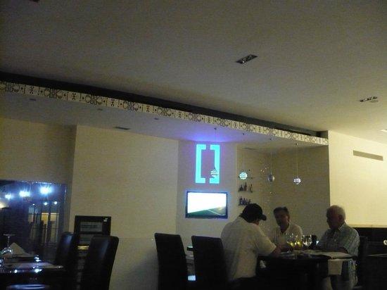 Azul Restaurant: Restaurant inside