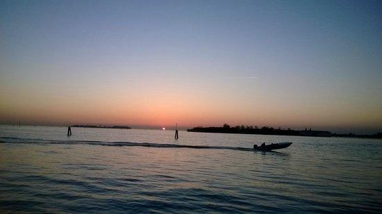 Hotel Panorama : Sunset