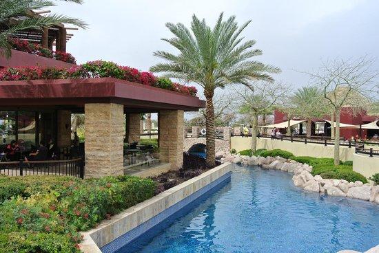 Mövenpick Resort Tala Bay Aqaba: area esterna