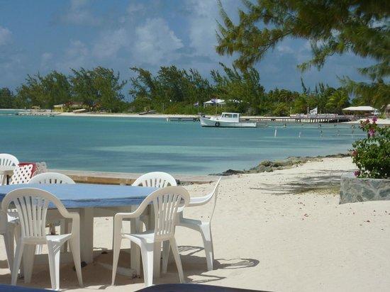 Anegada Island: Restaurant at Anegada Reef Hotel