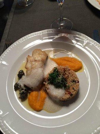 Neiburgs Restaurant : Atlantic cod fillet