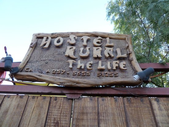 Hostal Rural : Entrada