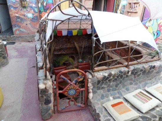Hostal Rural : zona para convivir