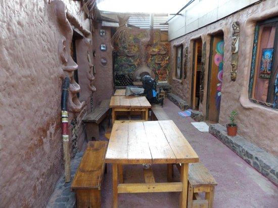 Hostal Rural : comedor