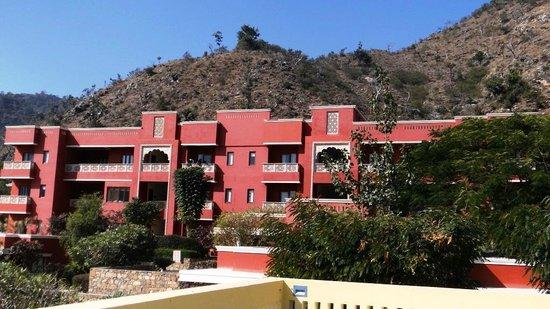 Club Mahindra Fort Kumbhalgarh: View of one room complex