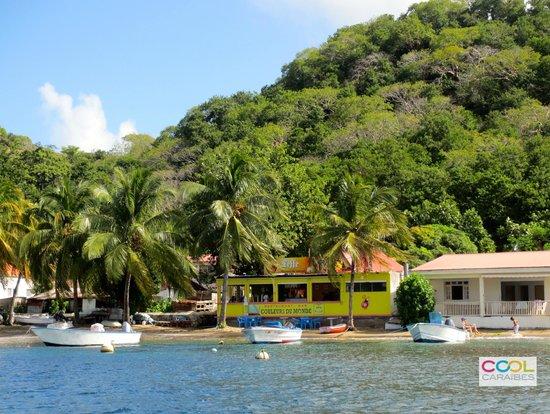 Cool Caraïbes : Arrivée aux Saintes à bord du TIP TOP TWO