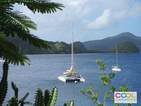 Cool Caraïbes : Le TIP TOP TWO dans la baie des Saintes