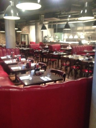 The Hoxton, Shoreditch: dinning