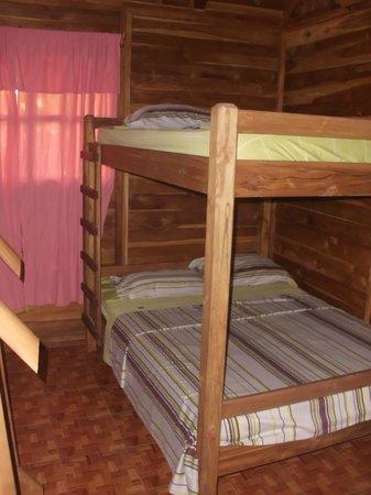 Hotel Cabanas La Teca: Cabaña #5