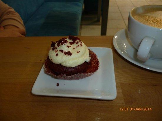 Cupcake Corner : Red Velvet