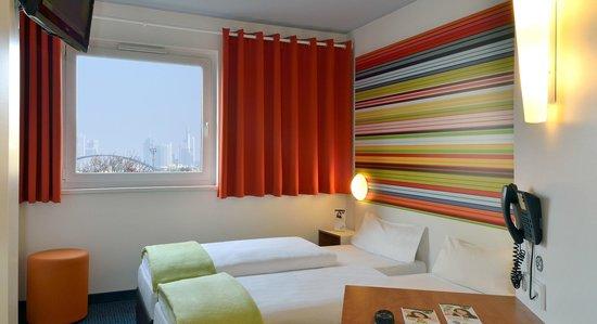B&B Hotel Frankfurt-Niederrad - Zweibettzimmer