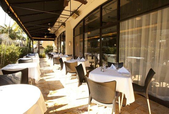 Casa D'Angelo - Boca Raton: Casa D'Angelo Outdoor Dining Area