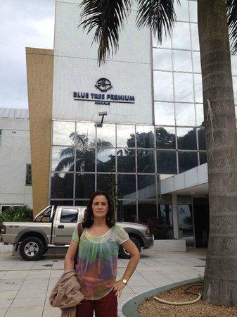 Blue Tree Premium Manaus : Hotel Blue Tree em Manaus