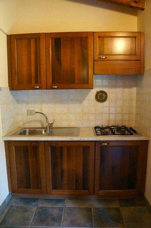 Agriturismo Serafina : Angolo cottura bungalow 2pl