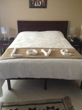 Saint John Hotel: My room
