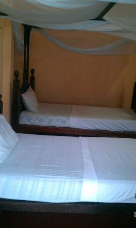 Coco De Mer Hotel: Room we slept in