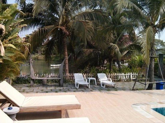 Baan Thai House : The pool