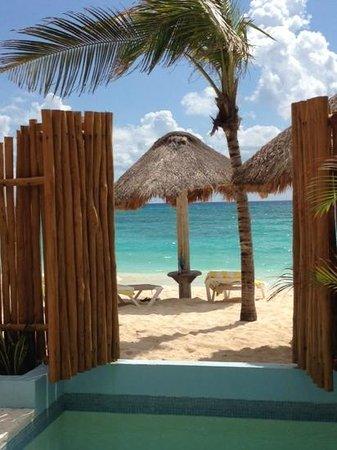 Mahekal Beach Resort: wie wil hier nou niet zwemmen?