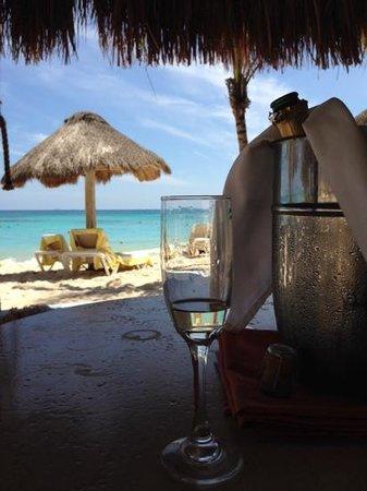 Mahekal Beach Resort: heerlijke verjaardag gevierd!