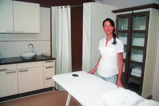 Citta Romana: Massage studio