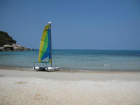 Banyan Tree Samui: The beach