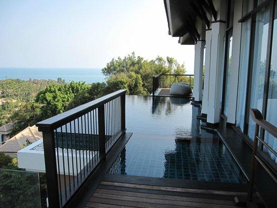 Banyan Tree Samui: pool