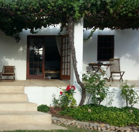 Fraai Uitzicht 1798: Kleine Cottage