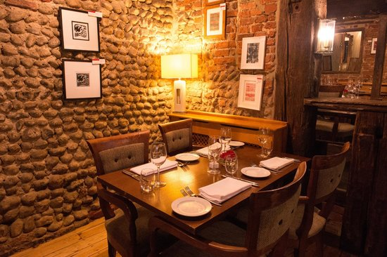 The Ingham Swan: Fine dining in relaxed informal surroundings