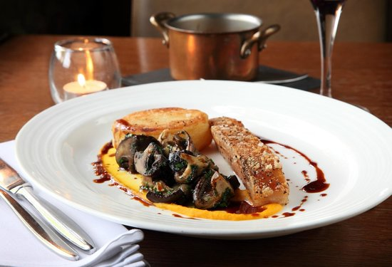 The Ingham Swan: Fine dining with a twist