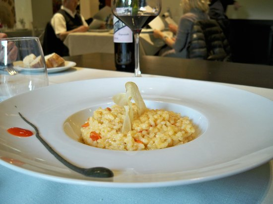Restaurante Umai: primer plato