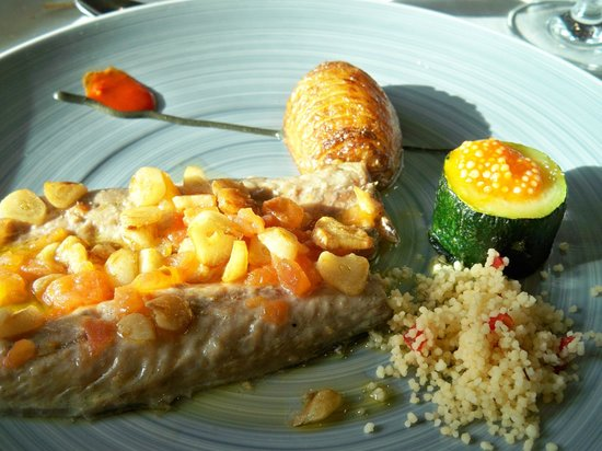 Restaurante Umai : segundo plato buenisimo