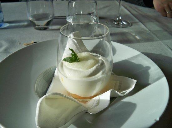 Restaurante Umai : postre