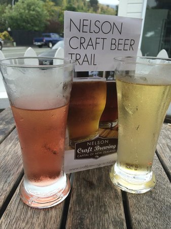 Tasman Bay Backpackers: Nelson Beer Trail, ask for a brochure