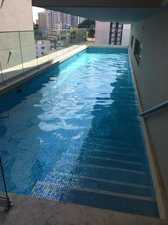 The Bristol Panama Hotel & SPA : Pool of Hotel Bristol