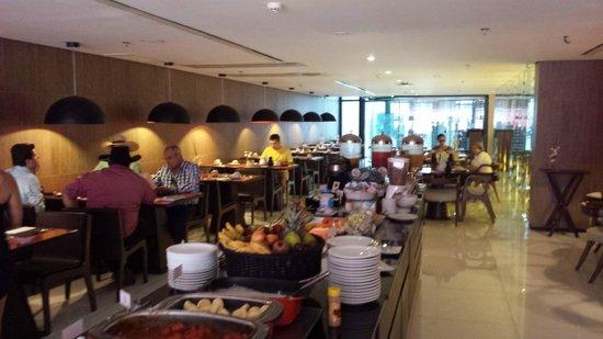 Radisson Hotel Maiorana Belem : Café da manhã