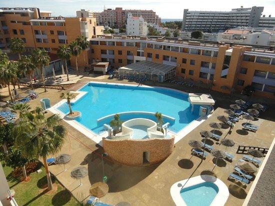 Hotel Neptuno: zwembad