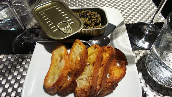 G-Square : Antipastino olive ed aringhe