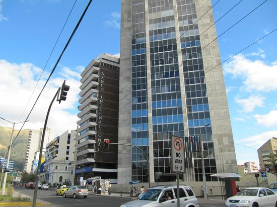 Avenida Amazonas: улица