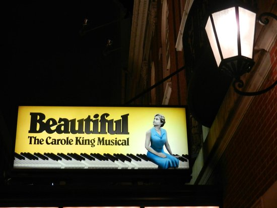 Beautiful -  The Carole King Musical: See the touching & tuneful Beautiful on Broadway.