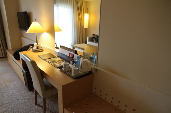 Alkoclar Exclusive Kemer: Room