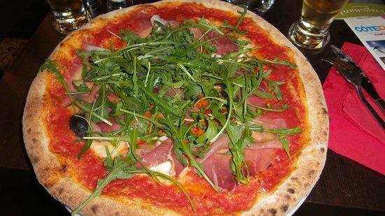 Alto : Pizza