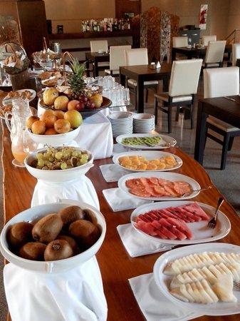 Yvy Hotel de Selva: Desayuno