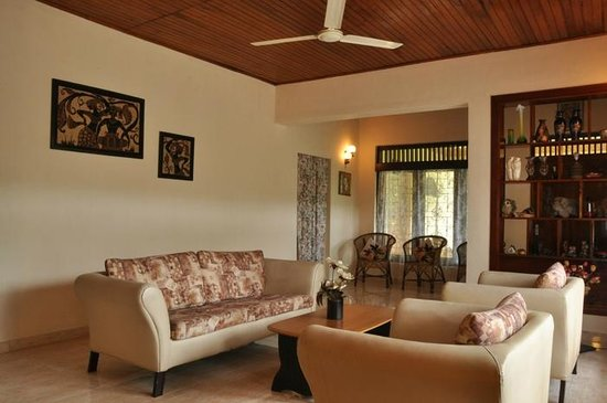 Green View Home Stay : Living Area