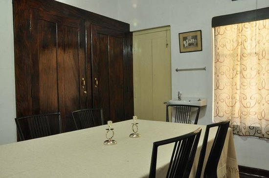 Green View Home Stay : Private Dinning Room