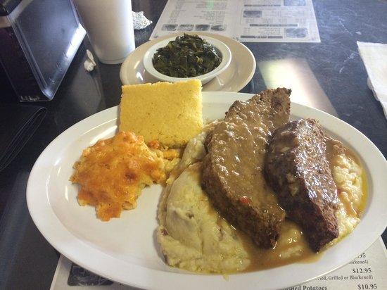 From Scratch: Meatloaf dinner
