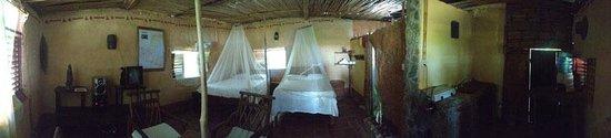Coco Cabañas : Otra de las cabanas en la playa