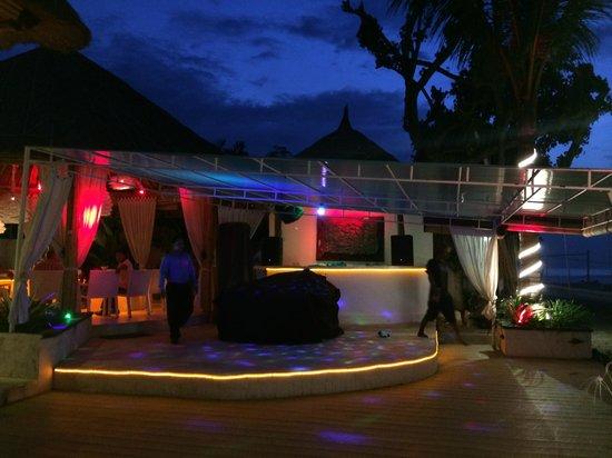 Spice Beach Club: The club interior