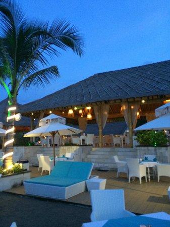 Spice Beach Club: Beautiful ambience